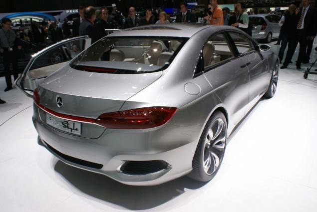 Mercedes Benz B-Class AMG