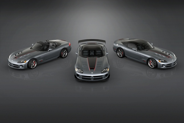 Dodge Viper Last Edition