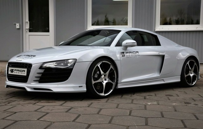 Audi R8 Carbon Limited Edition от Prior Design