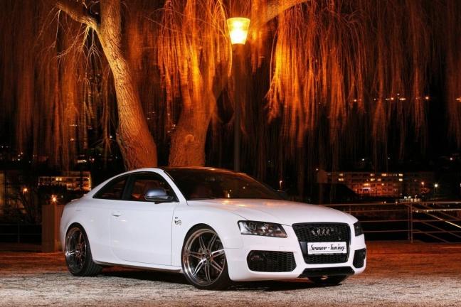 Audi S5 V8 FSI от Senner Tuning AG
