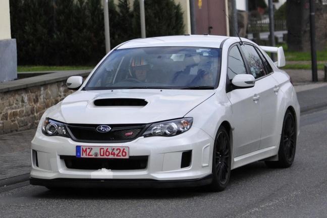 Subaru Impreza WRX STI Spec