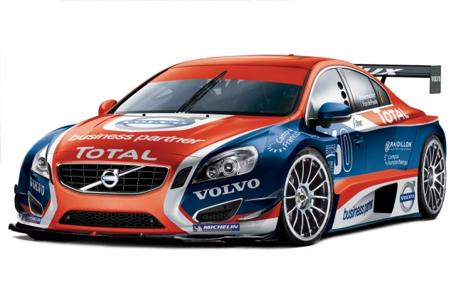 Volvo S60 Racer