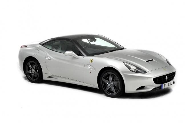 Ferrari California Bi-Colore