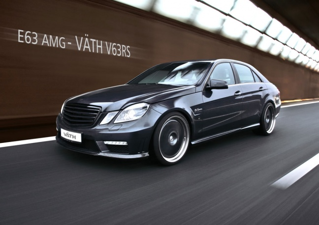 Vath Mercedes-benz E63 AMG 2010