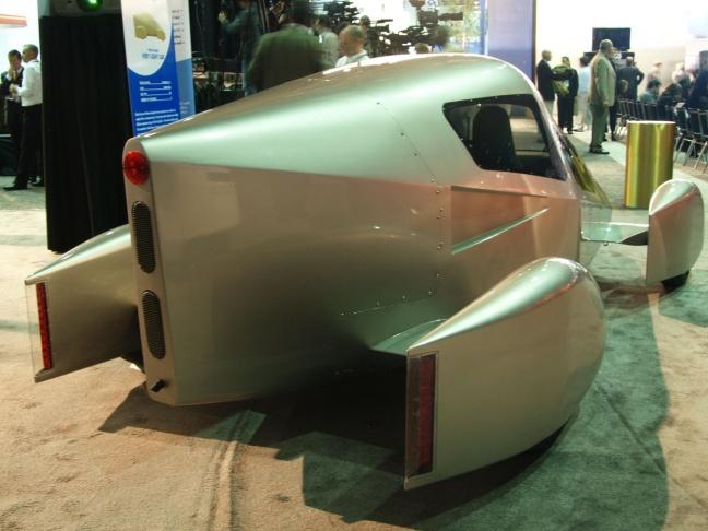 Edison2's Very Light Car