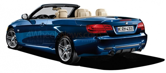 BMW 335is cabriolet 2011