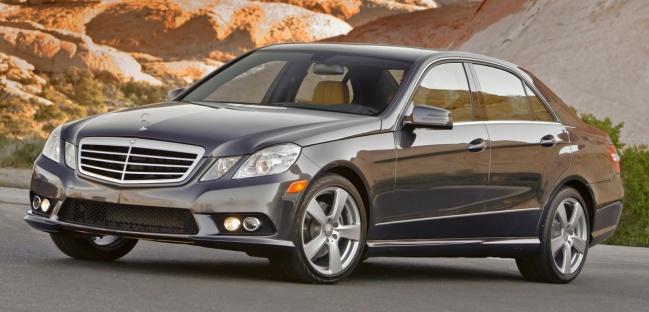 "На ""ГАЗ"" начнется сборка Mercedes-Benz E-Class"
