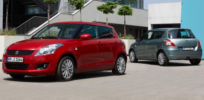 Озвучены российские цены на новый Suzuki Swift