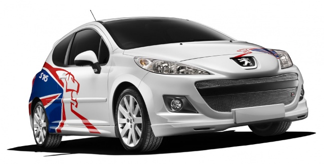 Peugeot 207 S16 Limited Edition 2010