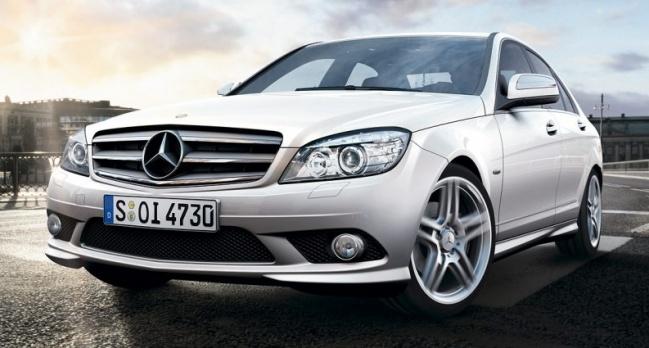 В России стартовали продажи Mercedes-Benz C180 CGI BlueEfficiency