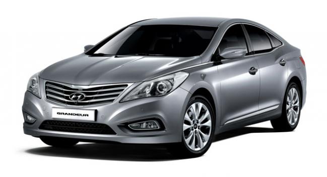 В Южной Корее прошла премьера Hyundai Grandeur нового поколения