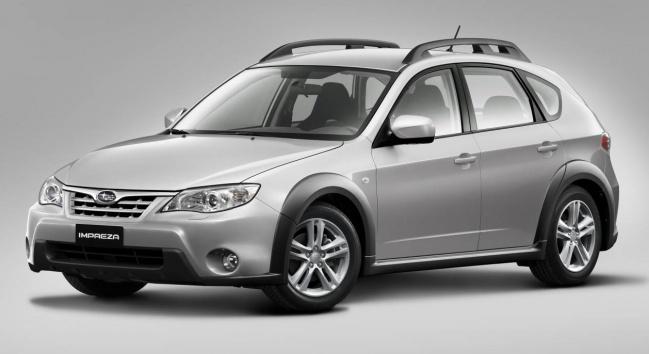 Российский дебют Subaru Impreza XV состоится в августе