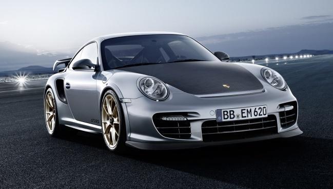 Мировая премьера Porshe 911 GT2 RS состоится на ММАС-2010