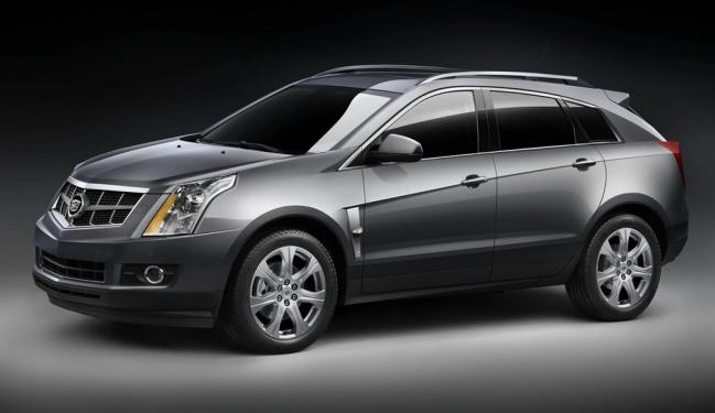 В Москве пройдет российская премьера нового Cadillac SRX 2010