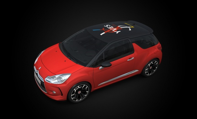 DS3 Yves Saint Laurent Special Edition 2010