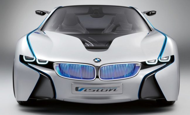 В Москву привезут BMW Concept Vision EfficientDynamics