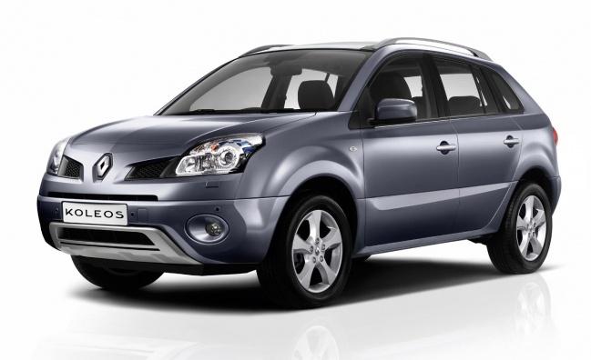 Стартовали российские продажи Renault Koleos Bose