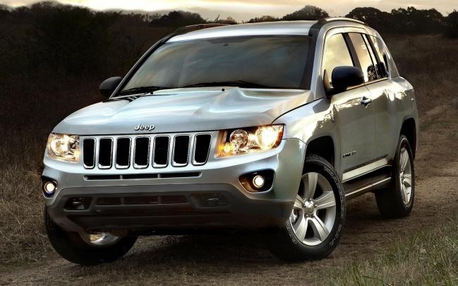 В США прошла премьера нового Jeep Compass