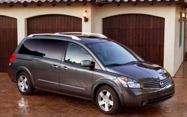 Nissan Quest 2009