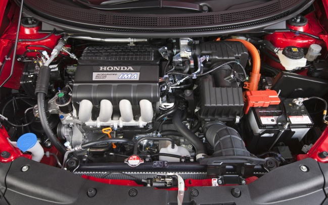 Двигатель Honda CR- Z
