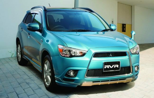 Mitsubishi RVR / ASX