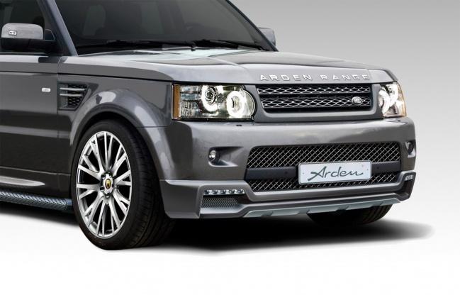 2010 range rover sport ar5 arden