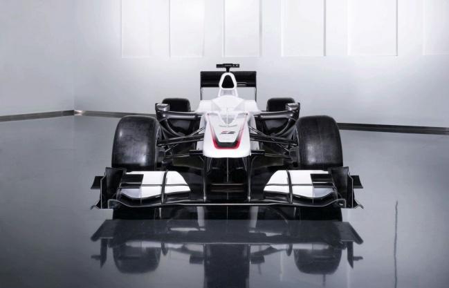 Новый болид Sauber C29 F1