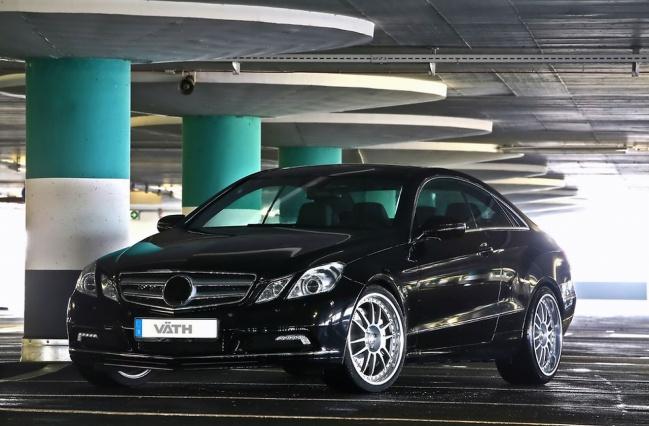 Mercedes-Benz E-class coupe v50s от VATH