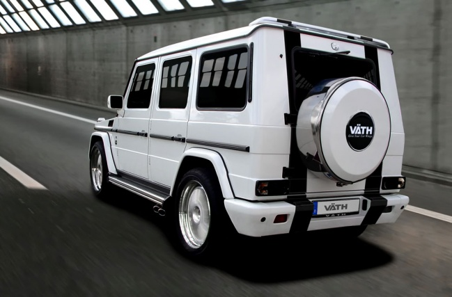 Vath V58G Mercedes-Benz G55 AMG