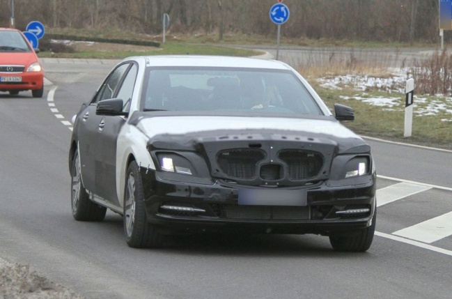 Mercedes S-Class 2013