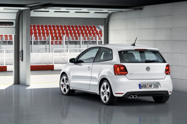 Volkswagen Polo GTI 2011