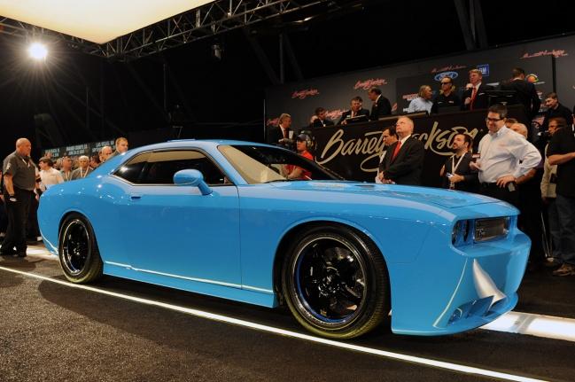Dodge Challenger 2009 от Pettys Garage