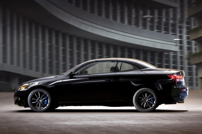 Lexus IS350C F-Sport Special Edition