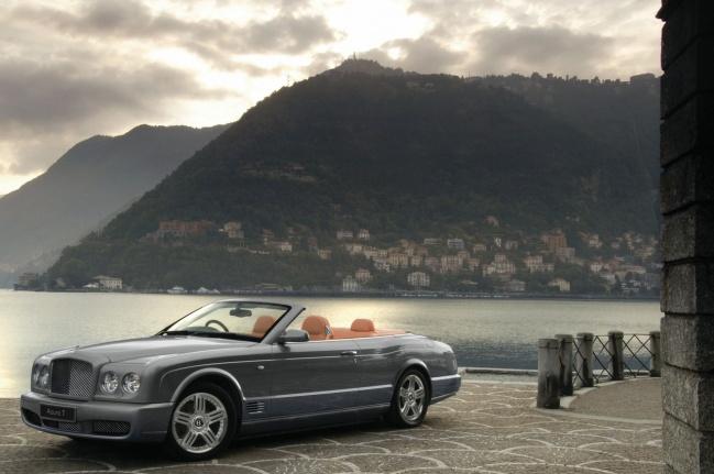 2010 Bentley Azure2010