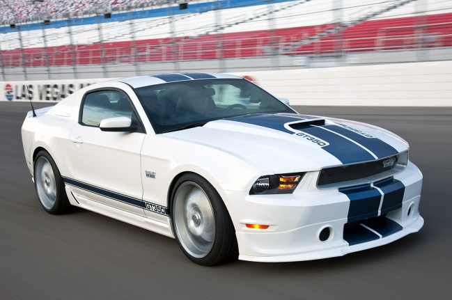 GT350 от Shelby