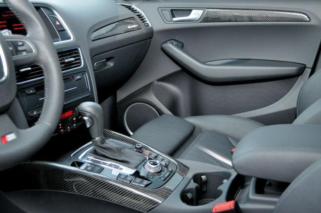 Audi Q5 от ENCO Exclusive interior