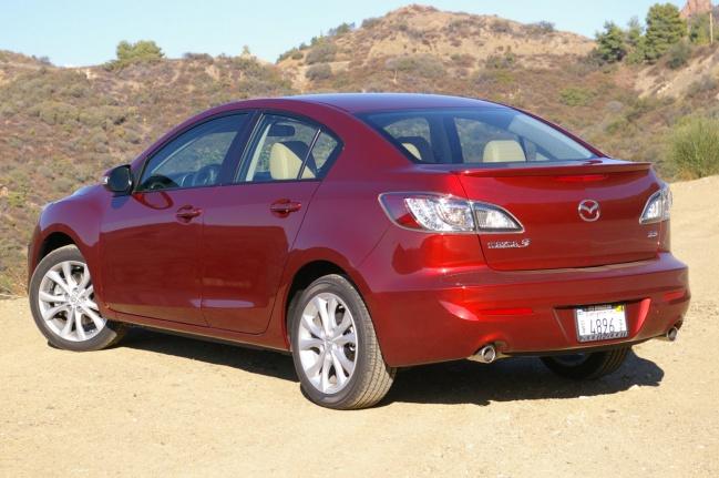 Новая Mazda3 2009