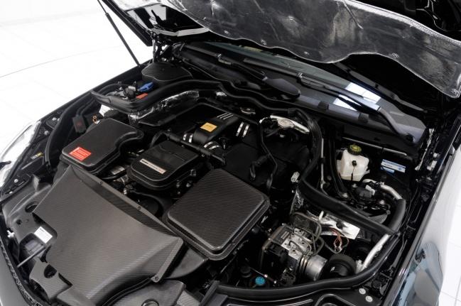 Двигатель Mercedes-Benz E V12 Coupe от Brabus