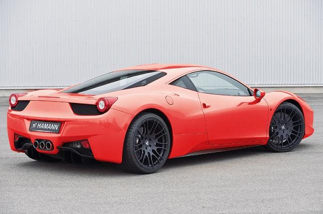 Ferrari 458 Italia от Hamann