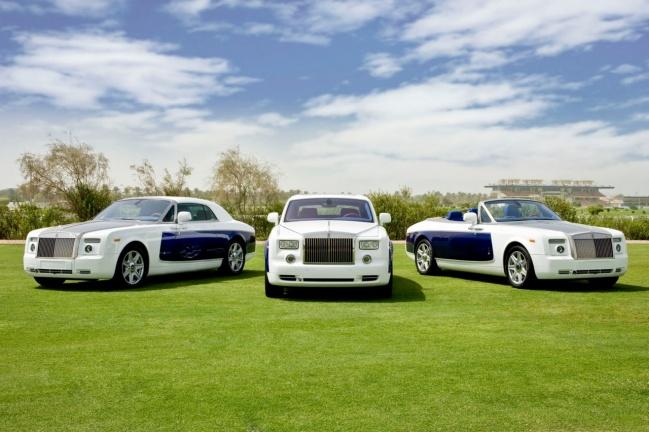 Rolls-Royce Yas Eagle Limited Edition 2010