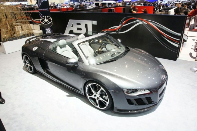 Audi R8 Spider от Abt