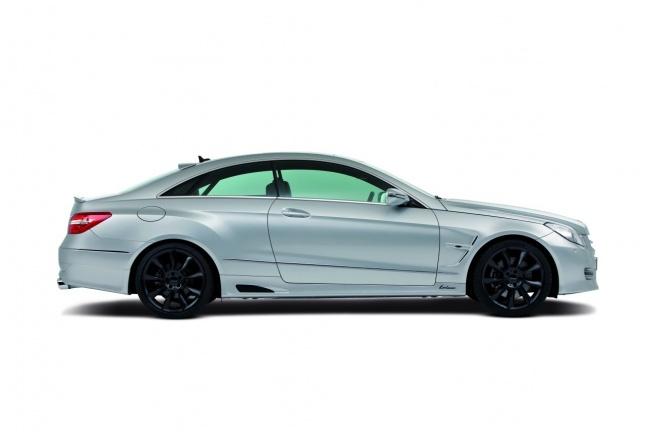 Mercedes-benz E-class coupe от Lorinser