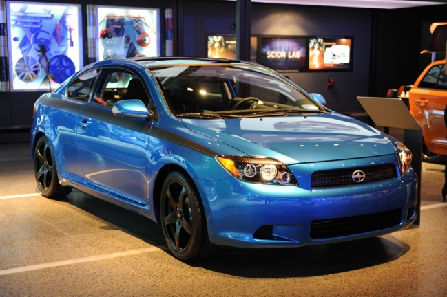Scion tC Release Series 6.0 2011