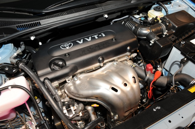 Scion tC Release Series 6.0 2011 engine