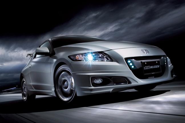 Honda CR-Z от Mugen