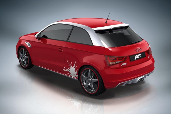 Abt Klecks tuning program for Audi A1