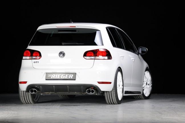 Volkswagen Golf GTI от Rieger