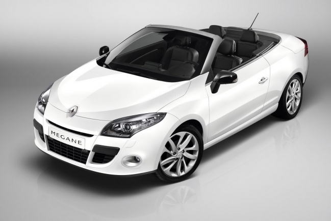 Renault Megane CC 2010