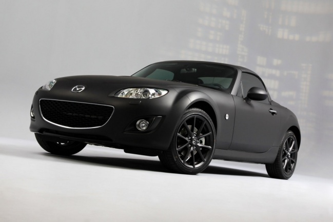 Mazda MX- 5 Black & Matte Edition 2010