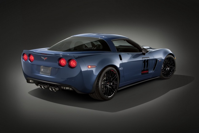 Corvette Z06 Carbon Limited Edition 2011